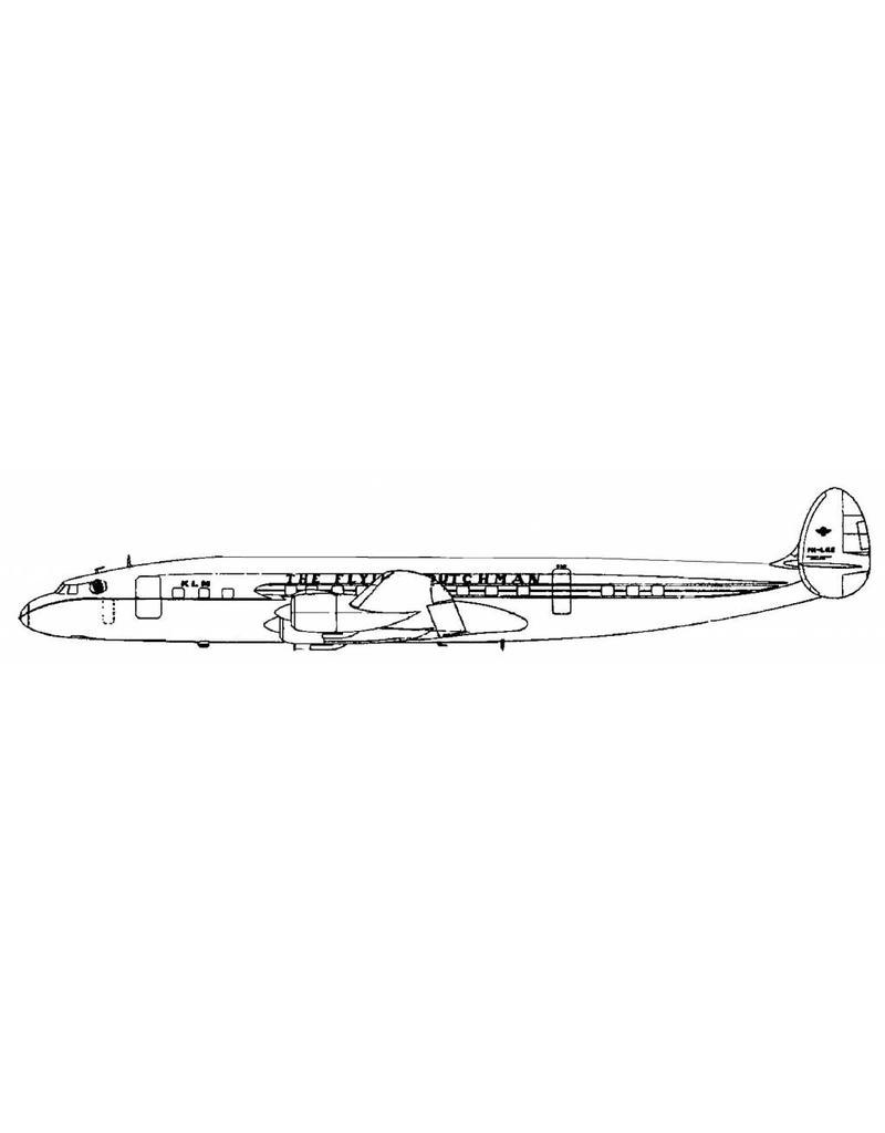 NVM 50.02.002 Lockheed L1049 Super Constellation
