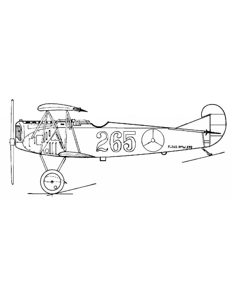 NVM 50.10.010 Fokker DVII