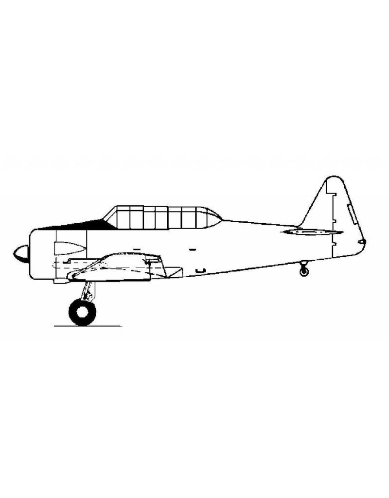 NVM 50.12.003 North American Harvard II