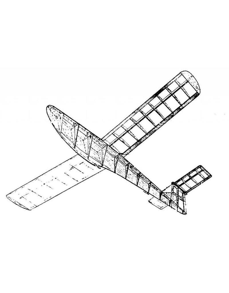 """NVM 50.80.001 zweefmodel """"Krakepoot"""""""