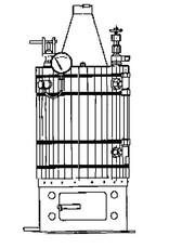 NVM 60.00.001 vertikale stoomketel