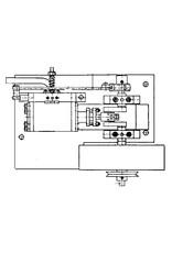NVM 60.01.001 dubbelwerkende oscillerende expansie stoommachine