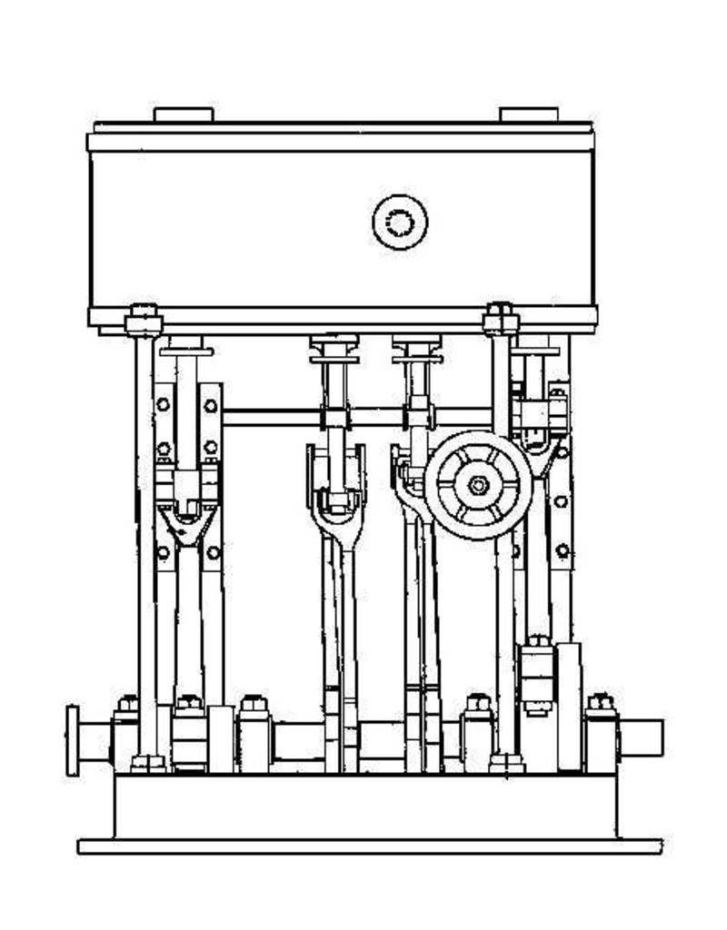 NVM 60.01.003 verticale compound scheepsstoommachine