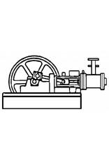 NVM 60.01.006 horizontale stoommachine
