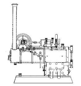 "NVM 60.01.030 horizontale stoommachine ""Vreewijk 21"""