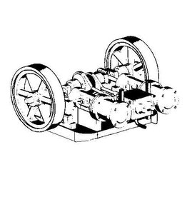 NVM 60.01.044/A CD-2-cilinder versie van horizontale stoommachine