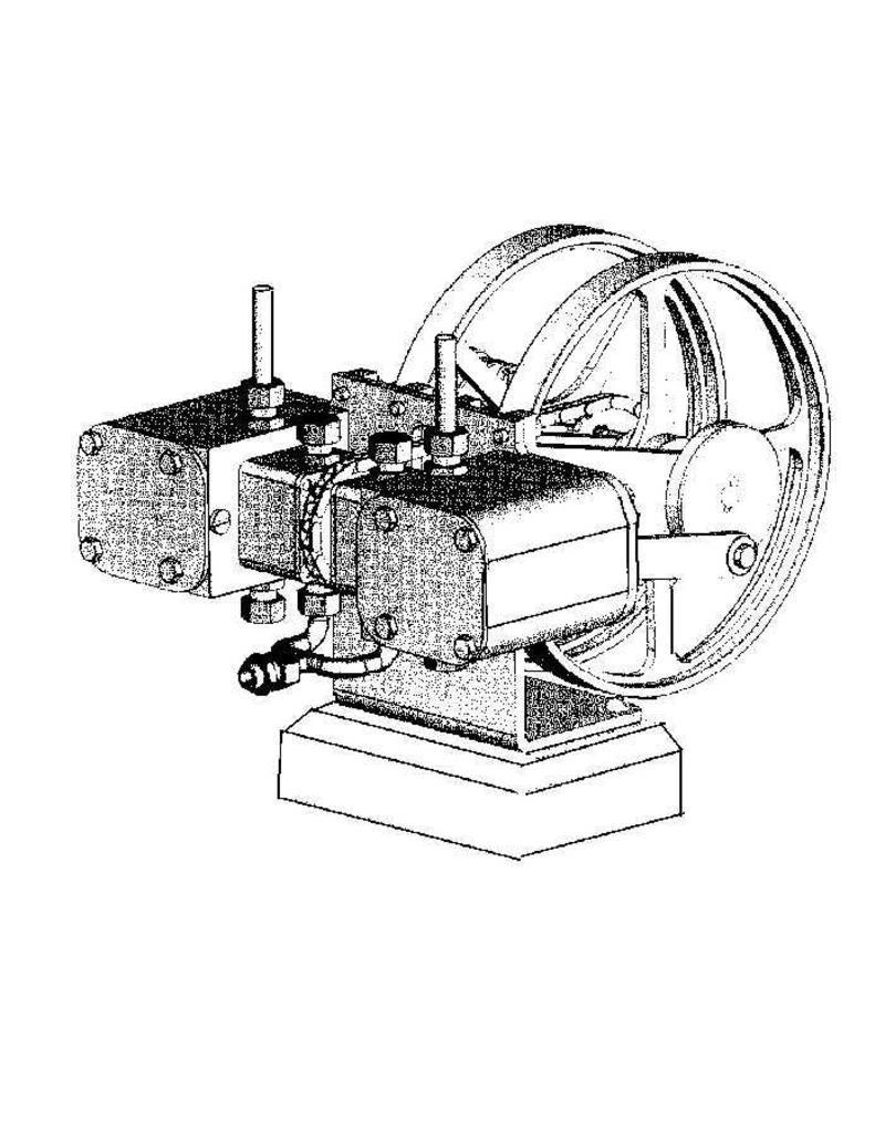NVM 60.01.052 CD-Stoommachine met roterende schuiven
