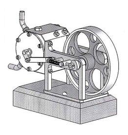 NVM 60.01.054/A Tweecilinder tuimelstoommachine