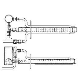 NVM 60.03.007 Mel gasbrander (butaangas)