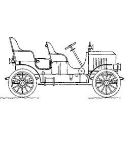 NVM 60.05.001 Stanley Steamer 1906