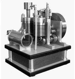 """NVM 60.10.011 """"Scuderi"""" viertaktmotor"""