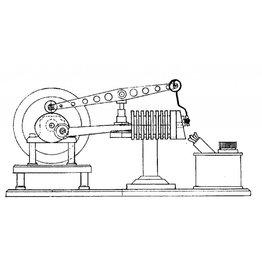 NVM 60.12.008 2-cilinder Happermotor