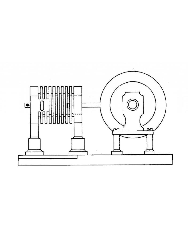 NVM 60.12.013 Vlamhapper met inwendige schuif
