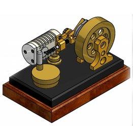 NVM 60.12.019 miniatuur happermotor