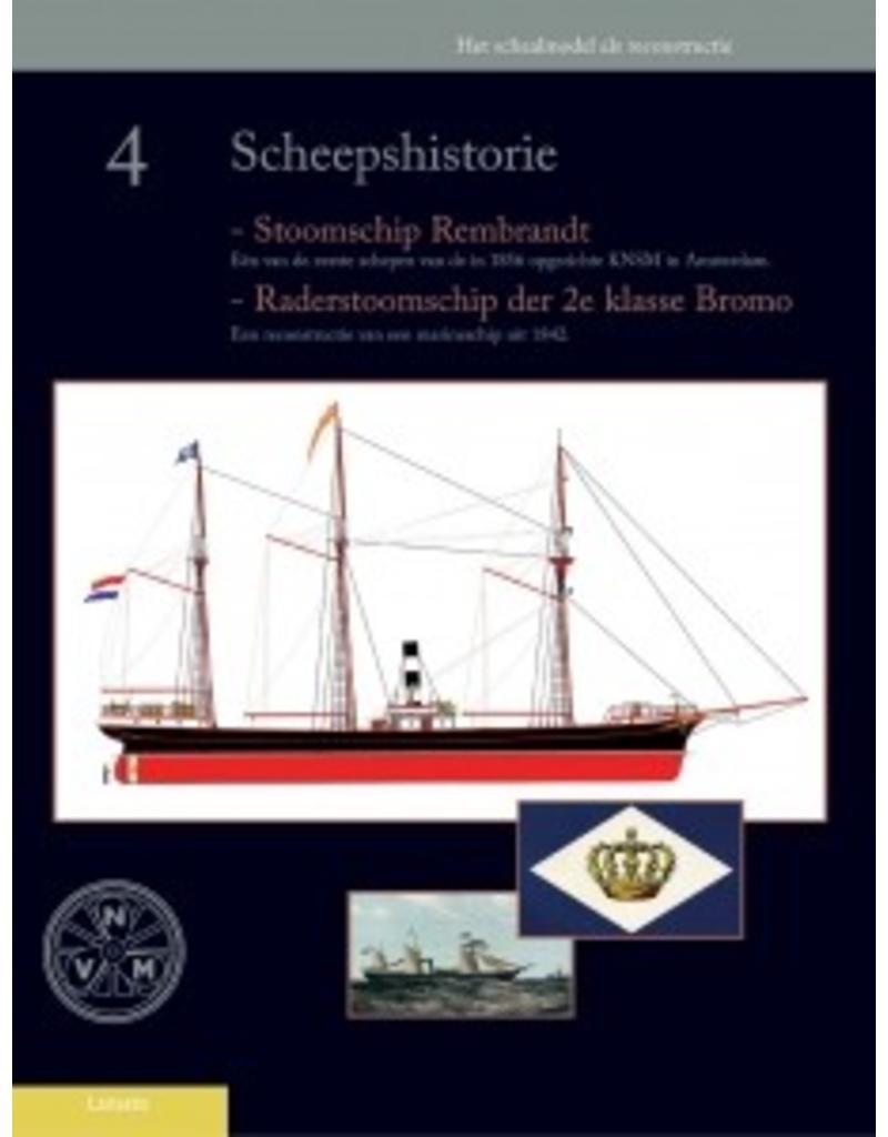Lanasta 74.10.004 Scheepshistorie; deel 4