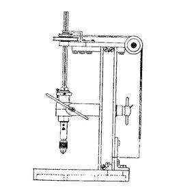 NVM 80.00.001 Tafelboormachine