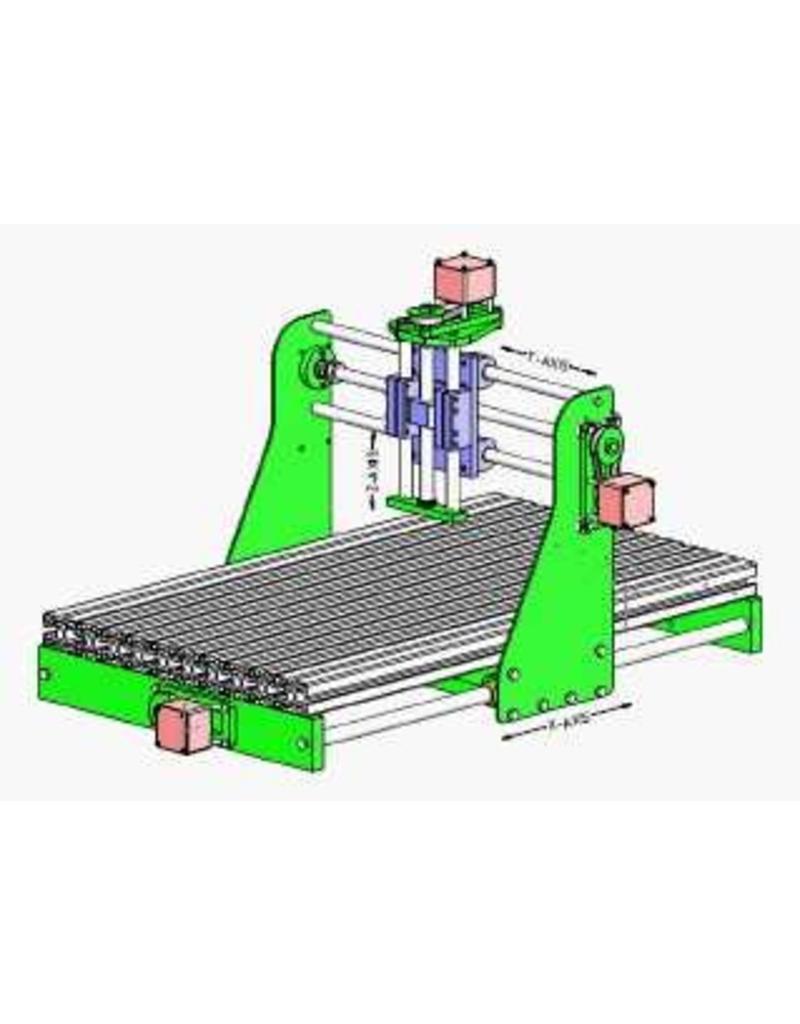 NVM 80.00.050 CD - CNC Frees/graveer machine