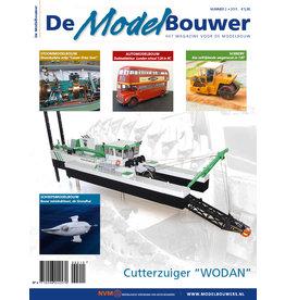 """NVM 95.15.002 Jaargang """"De Modelbouwer"""" Editie : 15.002  (PDF)"""