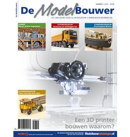 """NVM 95.15.003 Jaargang """"De Modelbouwer"""" Editie : 15.003  (PDF)"""
