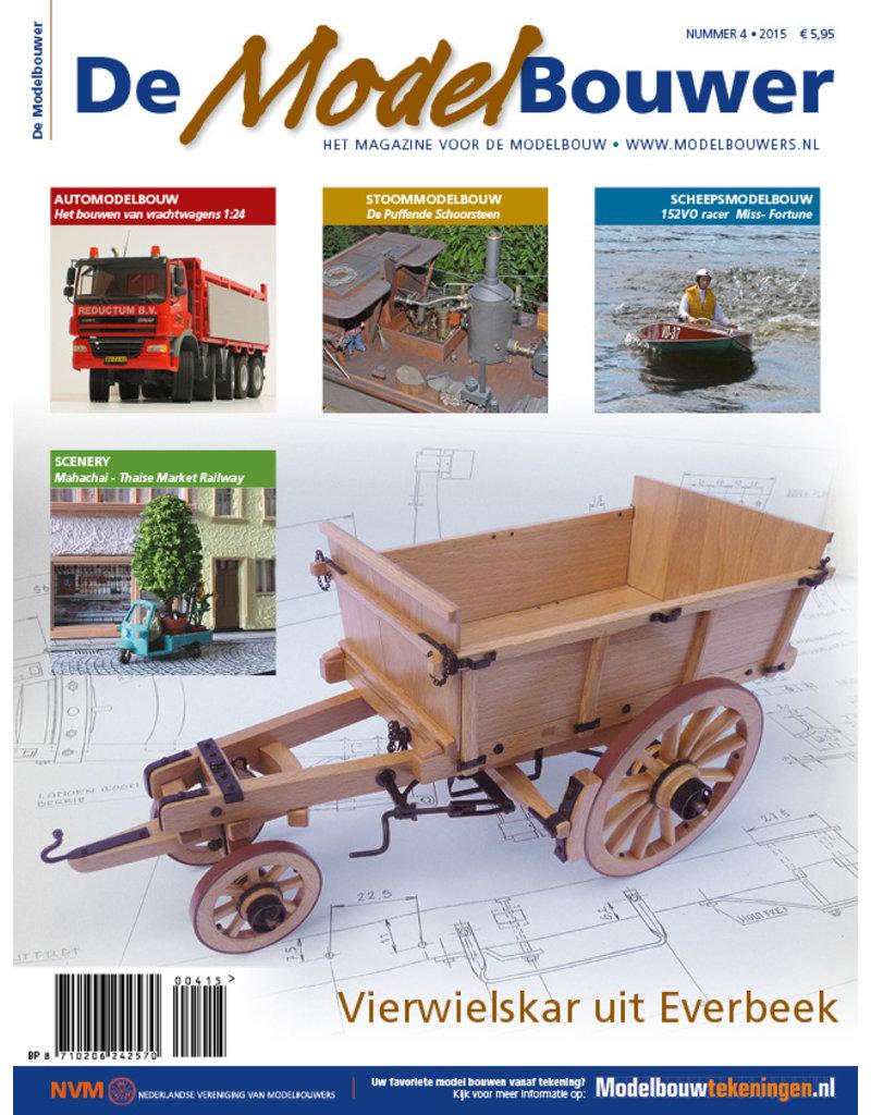 """NVM 95.15.004 Jaargang """"De Modelbouwer"""" Editie : 15.004  (PDF)"""