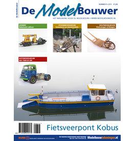 """NVM 95.15.008 Jaargang """"De Modelbouwer"""" Editie : 15.008   (PDF)"""