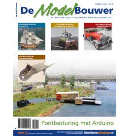"""NVM 95.15.009 Jaargang """"De Modelbouwer"""" Editie : 15.009  (PDF)"""