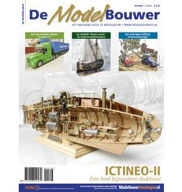 """NVM 95.16.001 Jaargang """"De Modelbouwer"""" Editie : 16.001  (PDF)"""