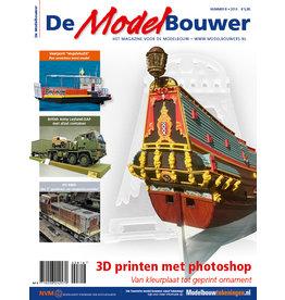 """NVM 95.16.008 Jaargang """"De Modelbouwer"""" Editie : 16.008  (PDF)"""
