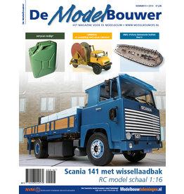 """NVM 95.16.009 Jaargang """"De Modelbouwer"""" Editie : 16.009"""