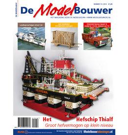 """NVM 95.16.010 Jaargang """"De Modelbouwer"""" Editie : 16.010  (PDF)"""