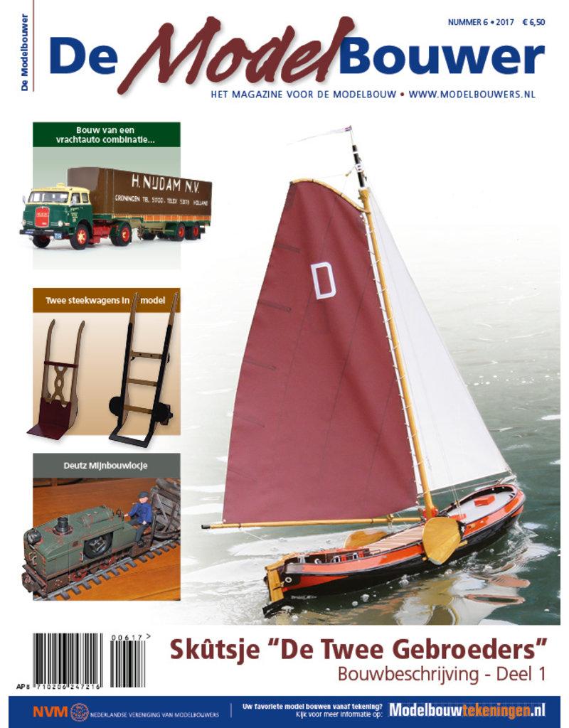 """NVM 95.17.006 Jaargang """"De Modelbouwer"""" Editie : 17.006  (PDF)"""