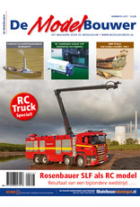 """NVM 95.17.008 Jaargang """"De Modelbouwer"""" Editie : 17.008  (PDF)"""