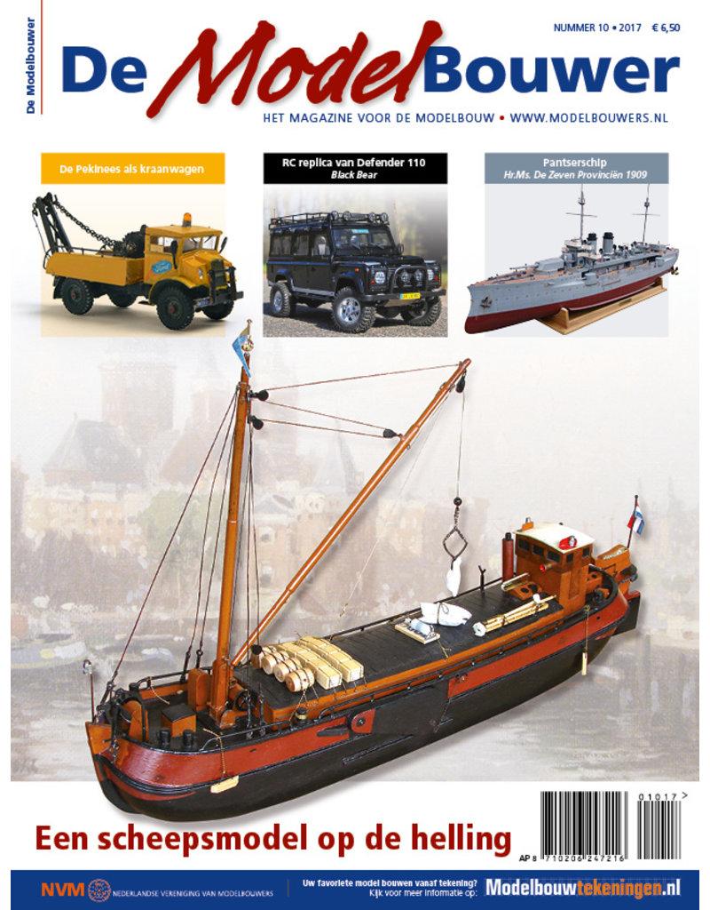 """NVM 95.17.010 Jaargang """"De Modelbouwer"""" Editie : 17.010"""