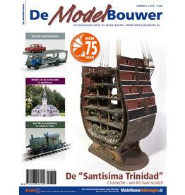 """NVM 95.18.003 Jaargang """"De Modelbouwer"""" Editie : 18.003  (PDF)"""