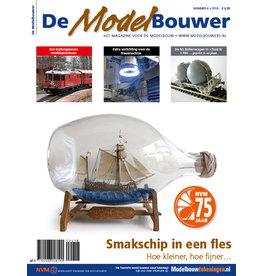 """NVM 95.18.004 Jaargang """"De Modelbouwer"""" Editie : 18.004  (PDF)"""