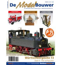 """NVM 95.18.005 Jaargang """"De Modelbouwer"""" Editie : 18.005  (PDF)"""