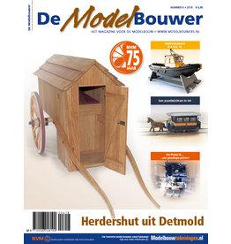 """NVM 95.18.006 Jaargang """"De Modelbouwer"""" Editie : 18.006  (PDF)"""