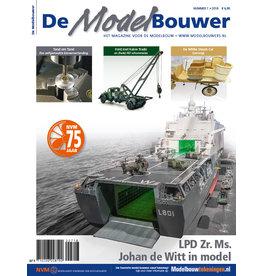 """NVM 95.18.007 Jaargang """"De Modelbouwer"""" Editie : 18.007  (PDF)"""