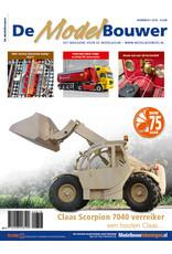 """NVM 95.18.008 Jaargang """"De Modelbouwer"""" Editie : 18.008"""