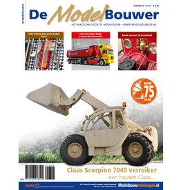 """NVM 95.18.008 Jaargang """"De Modelbouwer"""" Editie : 18.008  (PDF)"""