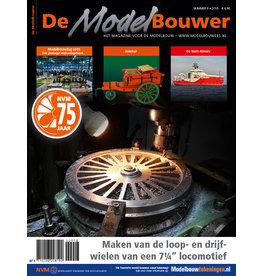 """NVM 95.18.009 Jaargang """"De Modelbouwer"""" Editie : 18.009  (PDF)"""