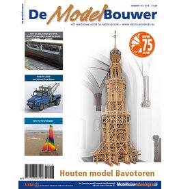 """NVM 95.18.010 Jaargang """"De Modelbouwer"""" Editie : 95.18.010  (PDF)"""
