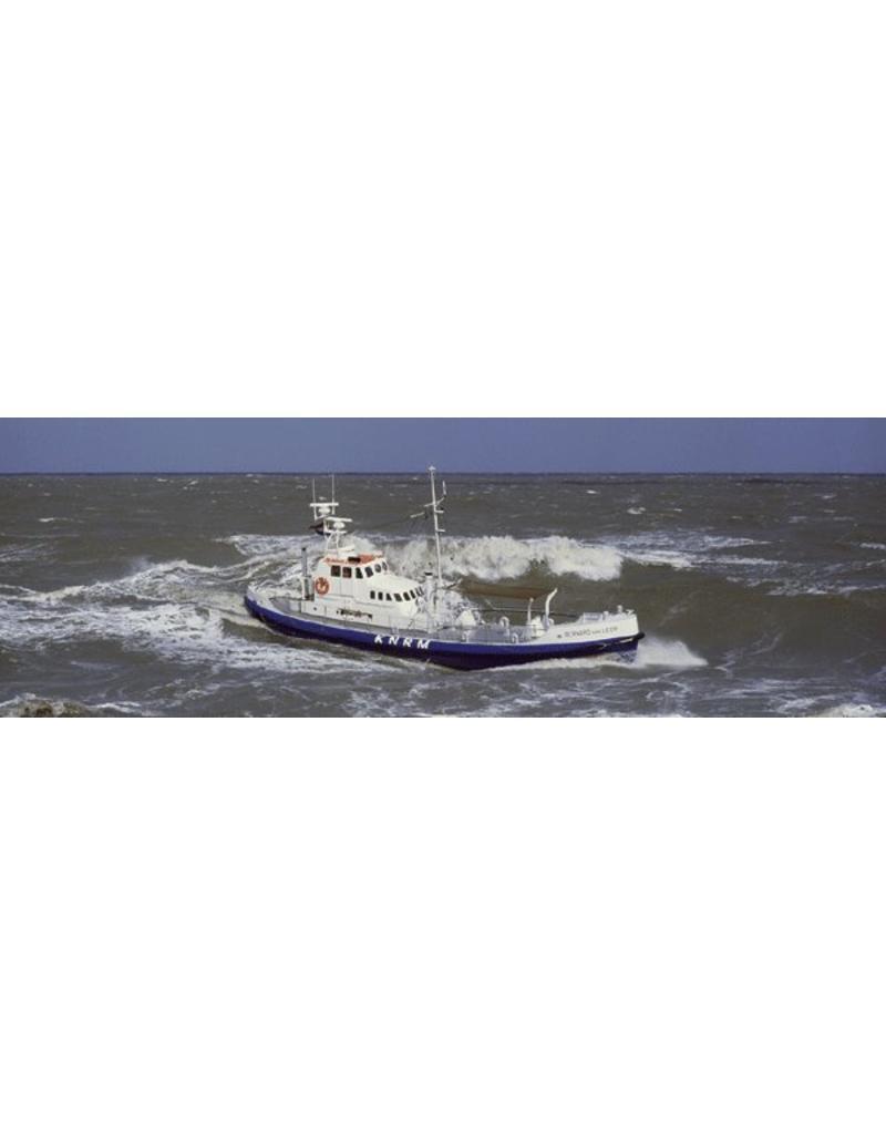 """NVM 10.17.003 motorreddingboot """"Bernard van Leer"""" (1965) - KNZHRM"""