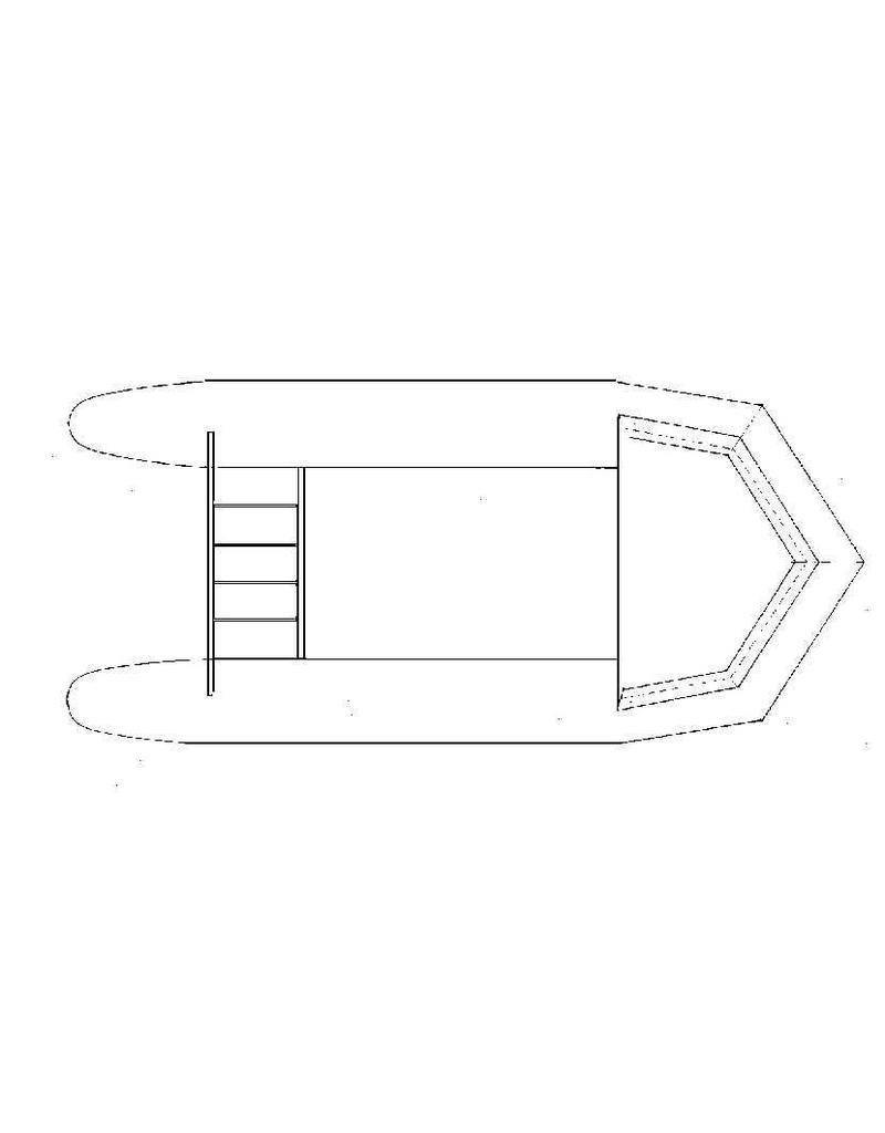 "NVM 10.19.010 rubberboot ""Gemini"""