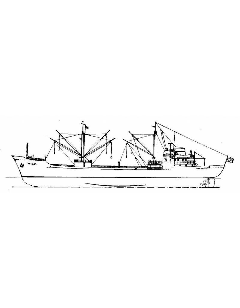 """NVM 10.20.091 vrachtschip ms """"Frigion"""""""