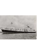 """NVM 16.10.045 vrachtschip ms """"Mercurius"""" (1966) - KNSM"""