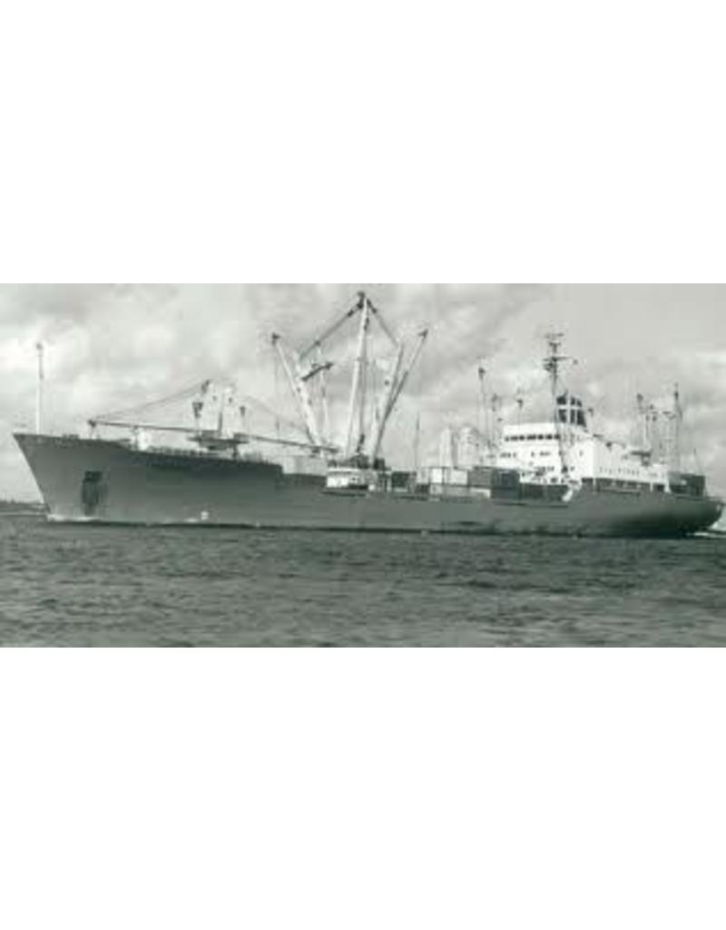 "NVM 16.10.046 vrachtschip ms ""Rotterdam"" , ms ""Amsterdam"" (1971) - KNSM"