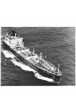 "NVM 16.10.085 vrachtschip ms ""Straat Nassau"", ""Napier"", ""Nagasaki"", ""Nagoya""(1972) - KJCPL"