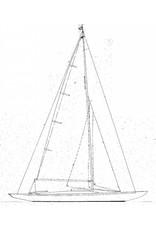 NVM 16.06.005 Zeiljacht Drakenklasse