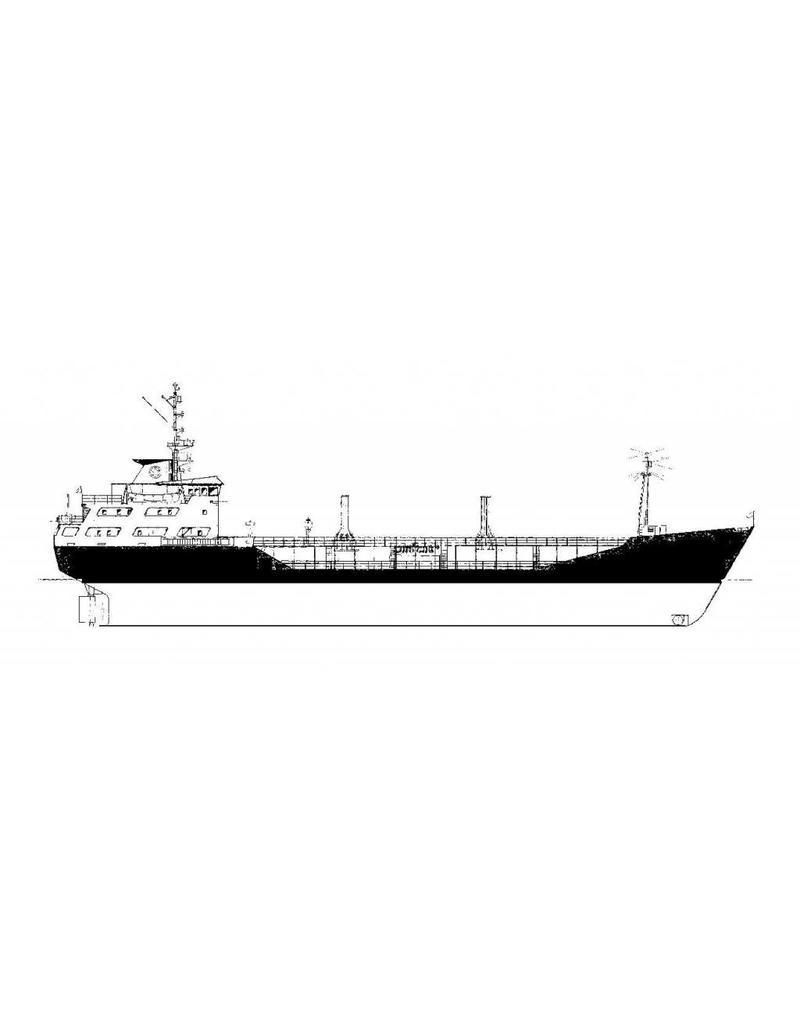 NVM 16.10.063 chem.tanker ms Mare Magnum (1977) - Nedlloyd Bulkchem